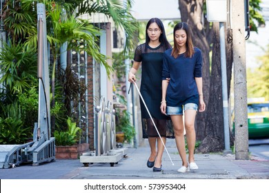 Blind Person Images Stock Photos Amp Vectors Shutterstock