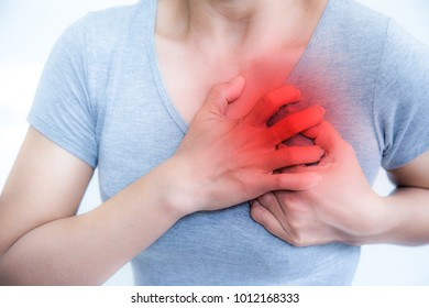 Similar Images, Stock Photos & Vectors of Heart Attack Heart