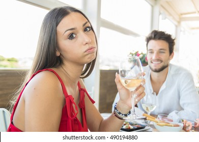 Image result for stock image bad first date