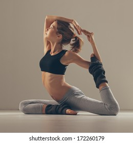 Yoga Poses Images Stock Photos Vectors Shutterstock