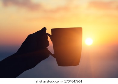 Sunrise Coffee Images Stock Photos Vectors Shutterstock