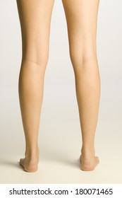 Young Woman's Legs