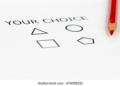 your choice multi form questionnaire