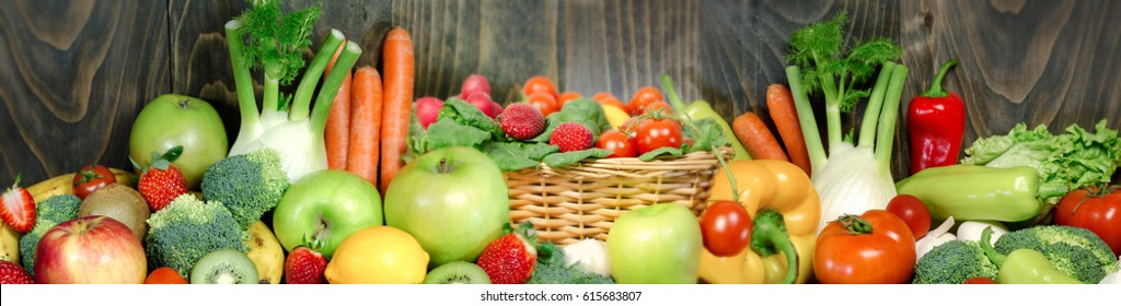 For your healthy and proper nutrition you need fresh and organic fruits and vegetables
