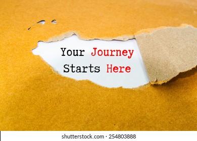 Ihre Reise beginnt hier