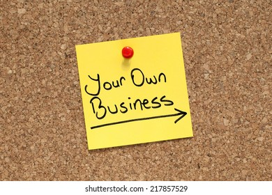 Your Own Business