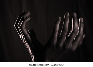 yours hand