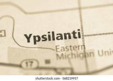 Ypsilanti. Michigan. USA