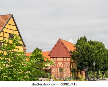 ystad, a small city in south sweden