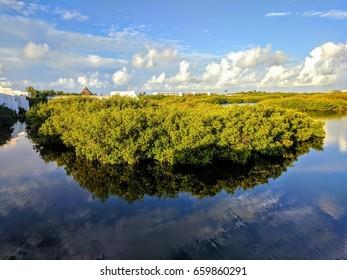 Yucatan Lagoon