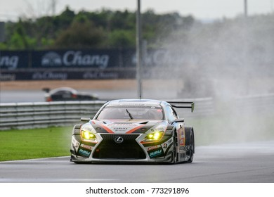 Yuichi Nakayama of LM Corsa Racing drives qualifying  during the Autobacs Super GT 300 Round7 at Chang International Circuit on October 06,2017 in Buriram,Thailand