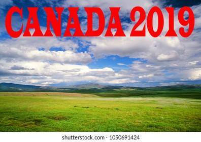 Yukon, Canada - Poster