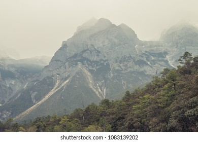 Yulong Snow Mountain, Lijiang, Yunnan, China