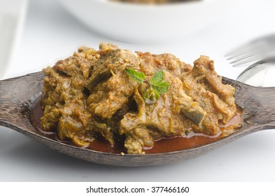 yummy mutton curry