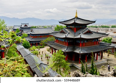 Yunnan Lijiang ancienttown wood house