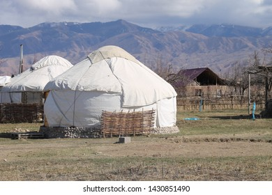 Yurts in Kyrgyzstan - The local traditional houses