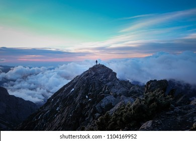 Yushan Taiwan highest peak. Also Mount Jade or Mount Yu, is the highest mountain in Taiwan at 3,952 metres (12,966 ft) above sea level, giving Taiwan the fourth highest maximum elevation of any island