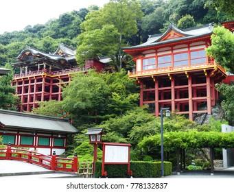 Yutoku Inari Shrine Kashima Saga Japan