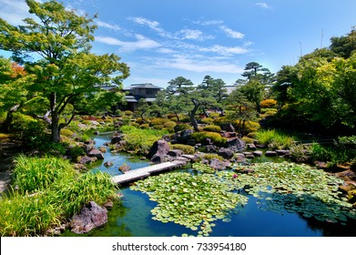 Yuushien Park, Japan, Matsue 16.09.2017
