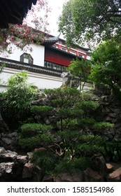 Yuyuan Garden, Chinese garden located beside the City God Temple in the northeast of the Old City of Shanghai