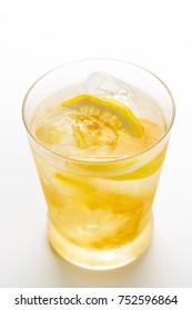 Yuzu Ice Drink