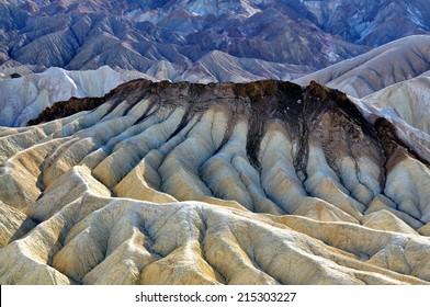 Zabriskie Poin - Death Valley National Park, California USA