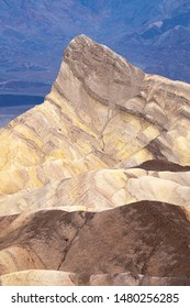 Zabriskie point pinnacle - Death Valley, California