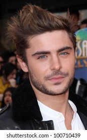 "Zac Efron at the ""Dr. Seuss' The Lorax"" Premiere, Universal Studios, Universal City, CA 02-19-12"