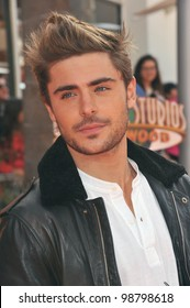"Zac Efron at the world premiere of his new animated movie ""Dr. Suess' The Lorax"" at Universal Studios, Hollywood. February 19, 2012  Los Angeles, CA Picture: Paul Smith / Featureflash"