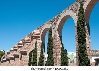 Zacatecas Aqueduct, Mexico