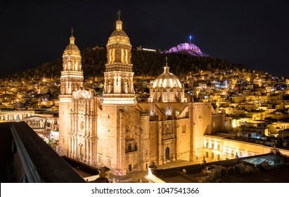 Zacatecas is a city and the capital and largest city of the state of Zacatecas.