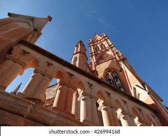 Zacatecas Gothic Church