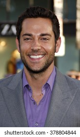 """Zachary Levi at the Los Angeles Premiere of """"Green Lantern"""" held at the Grauman's Chinese Theatre in Los Angeles, California, United States on June 15, 2011."""