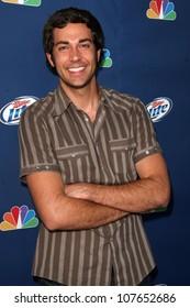 Zachary Levi  At NBC's Fall Premiere Party. Boulevard 3, Hollywood, CA. 09-18-08