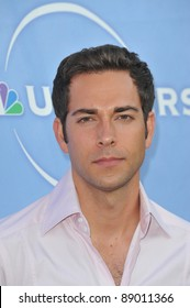 """Zachary Levi - star of """"Chuck"""" - at NBC Universal TV Summer Press Tour Party in Beverly Hills.  July 30, 2010  Los Angeles, CA Picture: Paul Smith / Featureflash"""