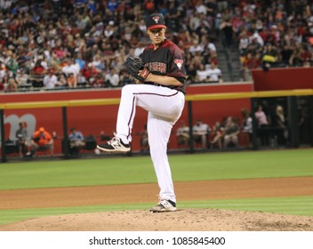 Zack Greinke pitcher for the Arizona D-Backs at Chase Field in Phoenix,AZ USA  May 5,2018.