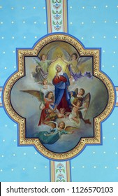 Church Of Assumption Holy Mary Images Stock Photos Vectors