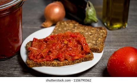 Zacusca - Romanian Specialty