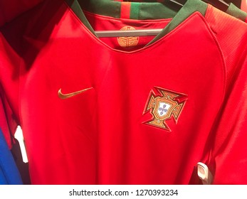 buy popular a91c2 39dcc Portugal Jersey Images, Stock Photos & Vectors | Shutterstock