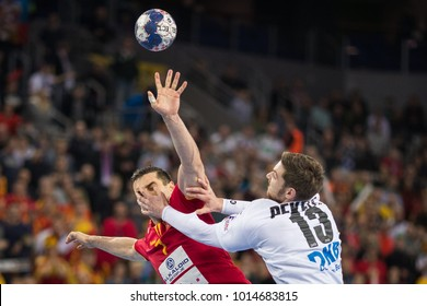 Similar Images, Stock Photos & Vectors of Volleyball spike hand