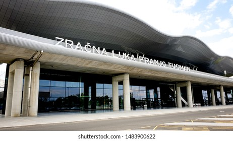 Zagreb Airport Images Stock Photos Vectors Shutterstock