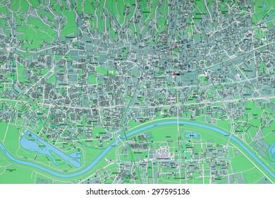 Zagreb Map Stock Photos, Images & Photography | Shutterstock on xanthi map, madrid map, kyiv map, world map, verviers map, belgrade map, europe map, liechtenstein map, gospic map, vatican city map, veszprem map, prague map, sarajevo map, tallinn map, montenegro map, croatia map, kiev map, bratislava map, minsk map, temuco map,