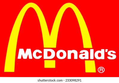 mcdonalds logo images stock photos amp vectors shutterstock