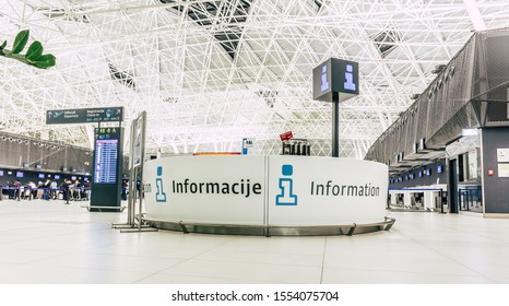Zagreb Airport High Res Stock Images Shutterstock