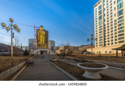 The Zaisan Memorial  located on a hill in the southern part of Ulaanbaatar, the Mongolia capital city. In order to  honors allied Mongolian and Soviet soldiers killed in World War II.