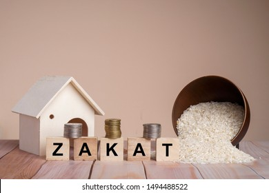 zakat images stock photos vectors shutterstock https www shutterstock com image photo zakat word coin stacked rice grain 1494488522