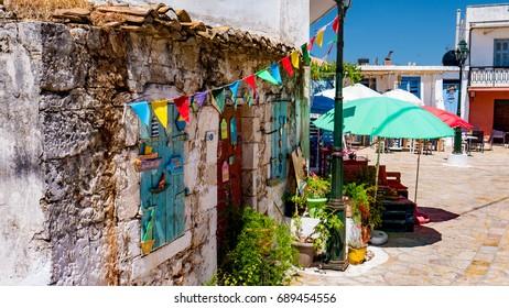 Zakynthos island. Greece.