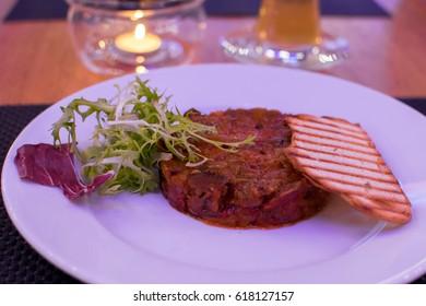 Zaluk salad