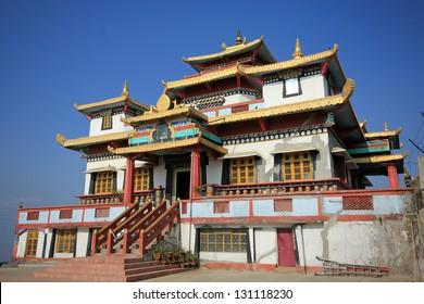 Zang Palri Frodang or Durpin Monastery