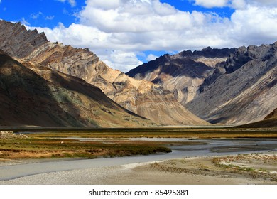 ZANSKAR Valley, India